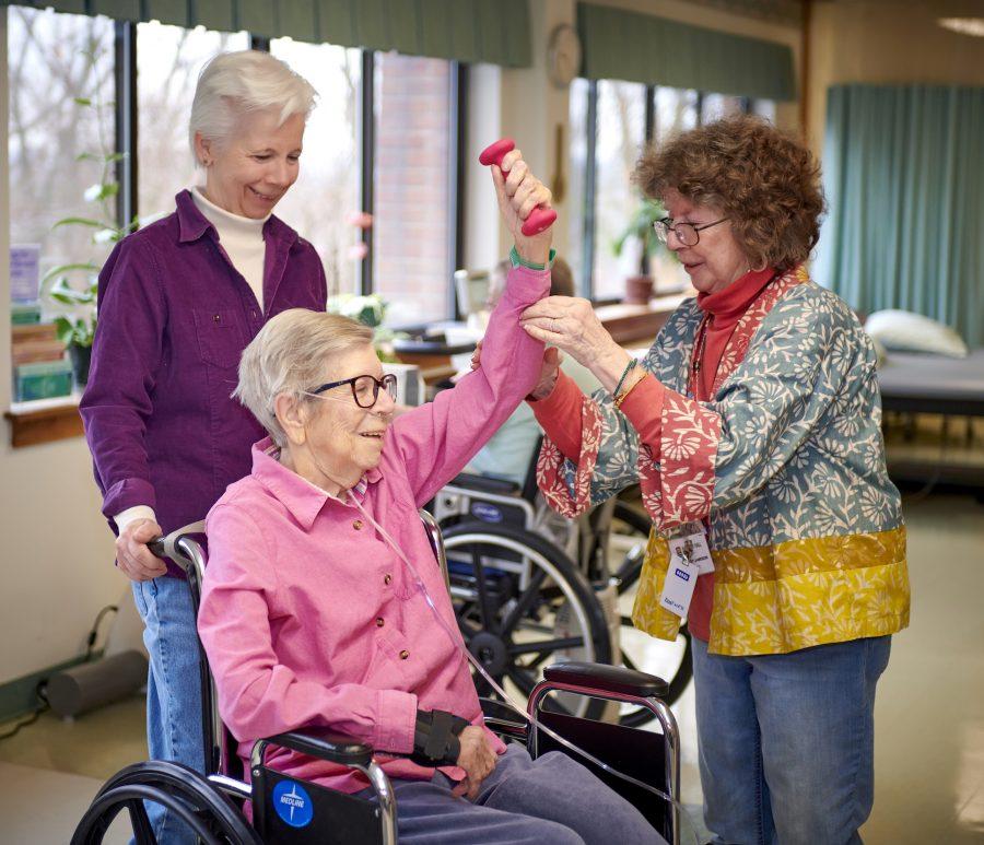 short term rehab facility danbury ct