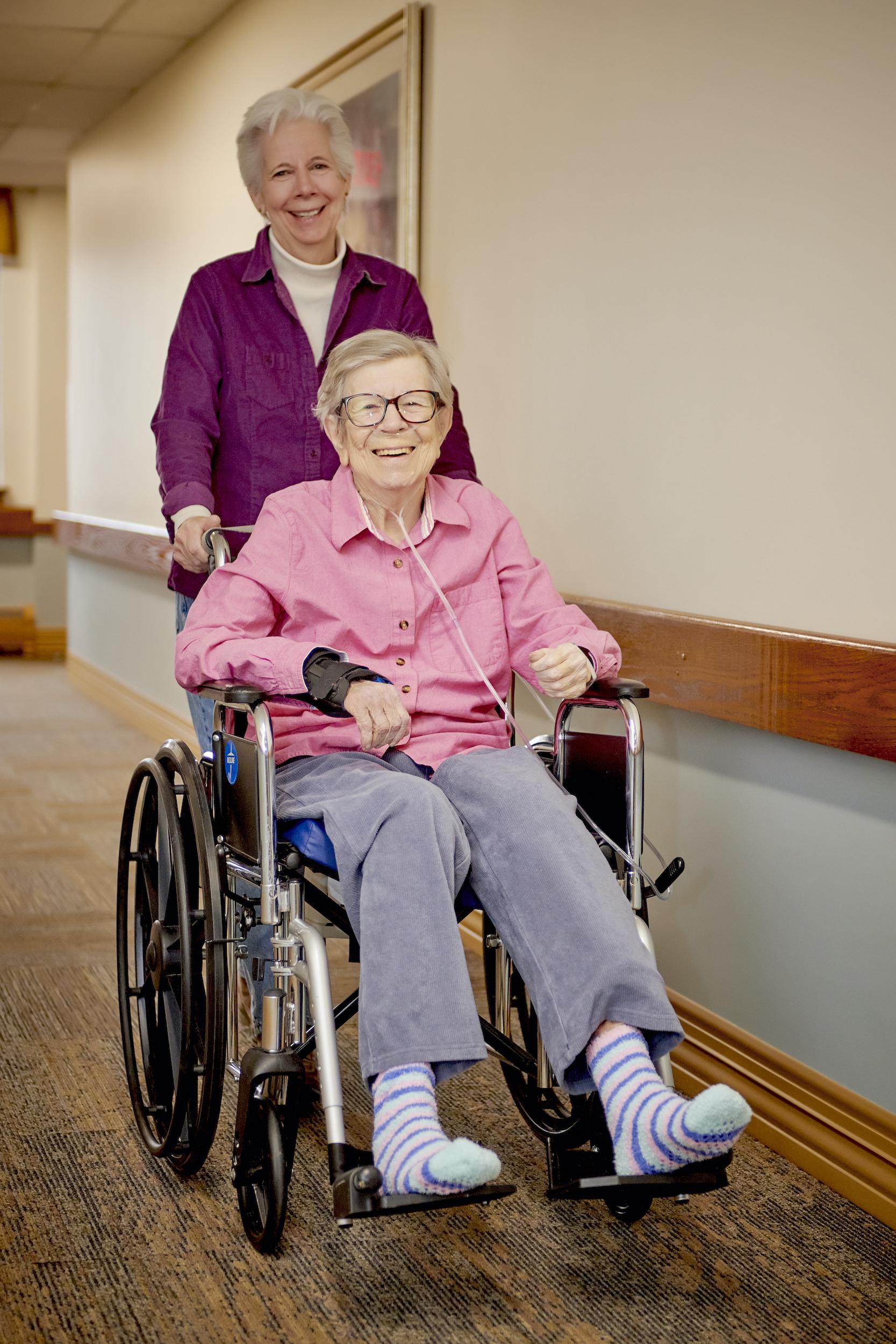 nursing home vs assisted living facility