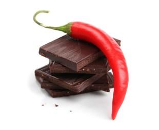 Chocolate-pepper