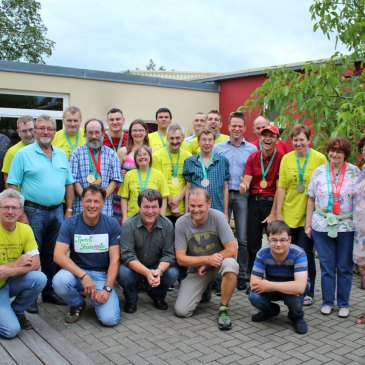 Special Olympics Party der Lebenshilfe Bamberg