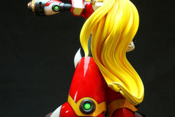 Capcom's Mega Man X Zero