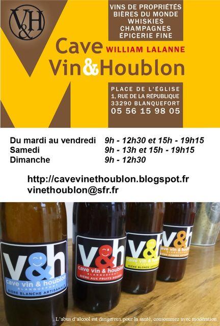 Vin et Houblon