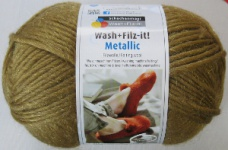 Schachenmayr Wash+Filz-it! Metallic Fb.10