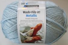 Schachenmayr Wash+Filz-it! Metallic Fb.52