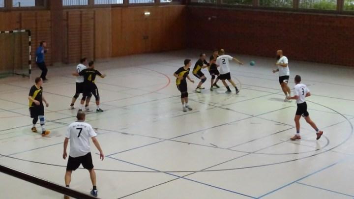 Herren II   Ein Unentschieden gegen Rohrbach 12:15 (28:28)