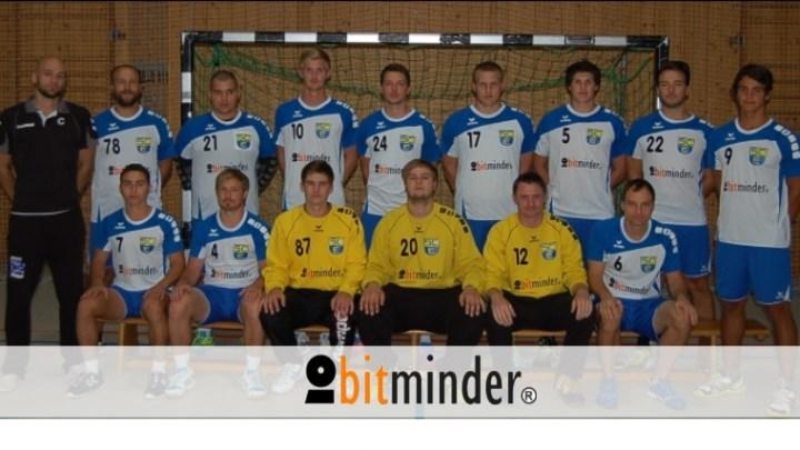 Die erste Herrenmannschaft holt sich zwei Punkte beim TSV Dachau 65 | 35:30 (17:15)