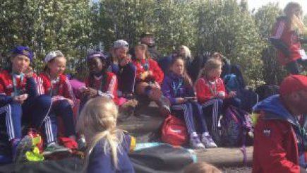Bilde J2005_06 Fredrikstad Cup 2016 Lunsj