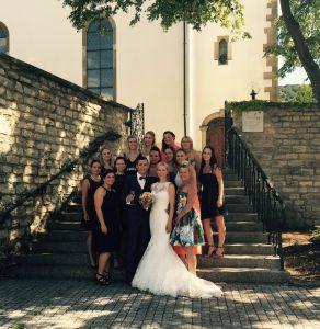 Lotte Hochzeit
