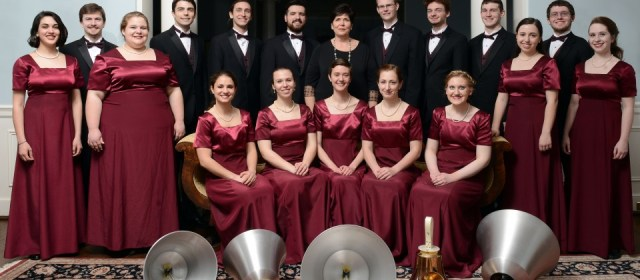 The Westminster Concert Bell Choir Is Coming To A City Near You