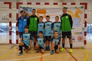 Benjamins temporada 2016-2017