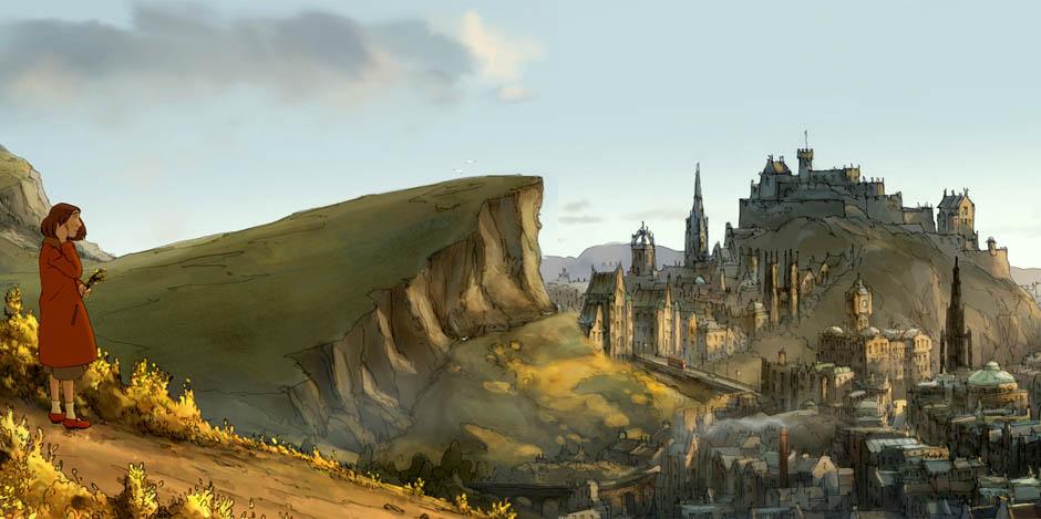 the illusionist edinburgh hills