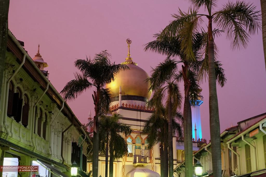sultan masjid mosque