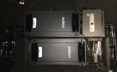 RAM 3500 Concert Quality Audio Upgrade