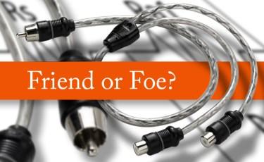 RCA Y-Cables