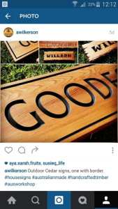 awilkerson wooden signs on instagram