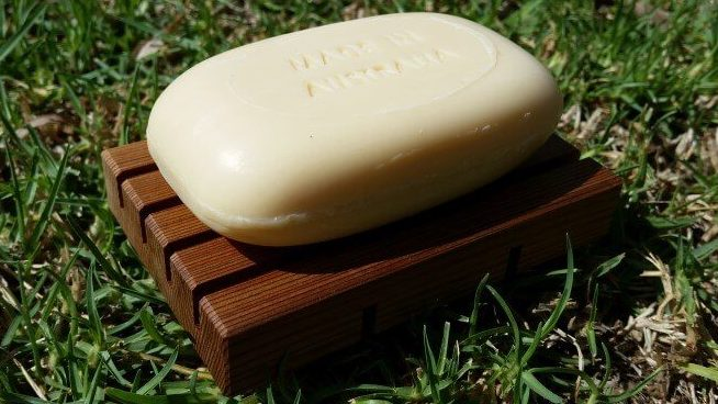 Wooden Soap HoldersAustralian MadeSustainable CedarAntifungal
