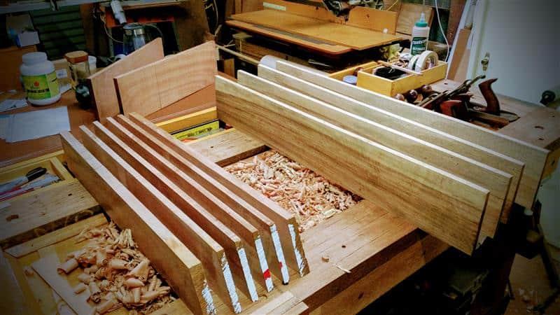 resawn boards QLD maple