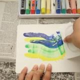 魔法みたいに一瞬で虹が描ける!?スワイプアートのやり方