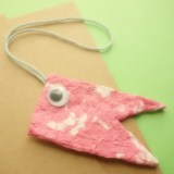 【小学生も楽しめる】お花紙が大変身!こいのぼりマスコット作り方
