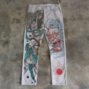 Japan Tattoo (34×31)