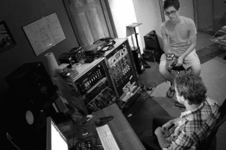 Andrew Tinker - Big Acre Sound Studios (Copper Canyon, TX)