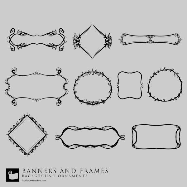 Frames-Vector
