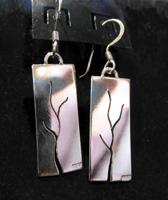 Silverörhängen