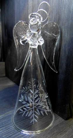 Glasängel