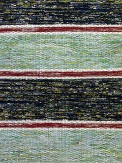 Trasmatta, handvävd