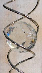Roterande kristallkula