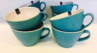 Mugg för te och kaffe