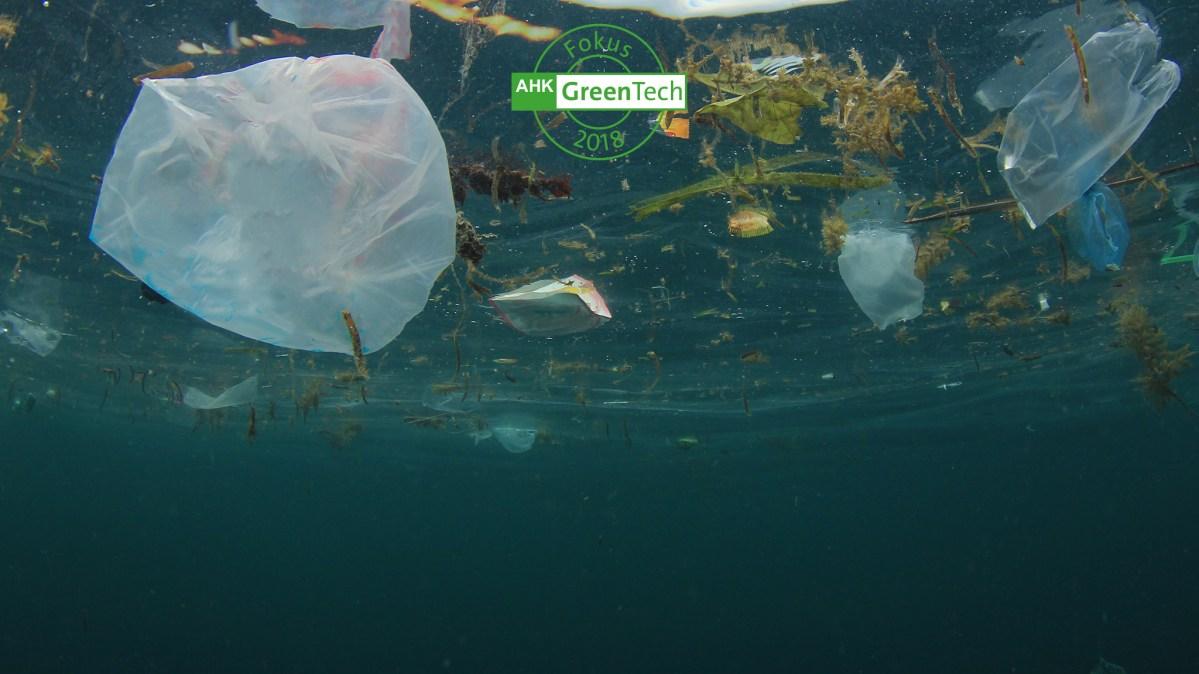 Meer voll Müll  – Die Suche nach Lösungen  für unser gigantisches Müllproblem