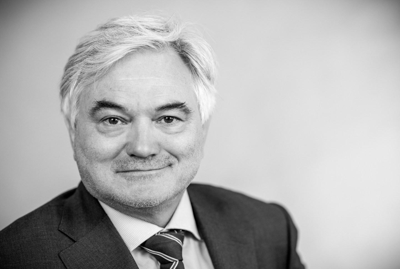 Bild von dem deutschen Botschafter in Norwegen