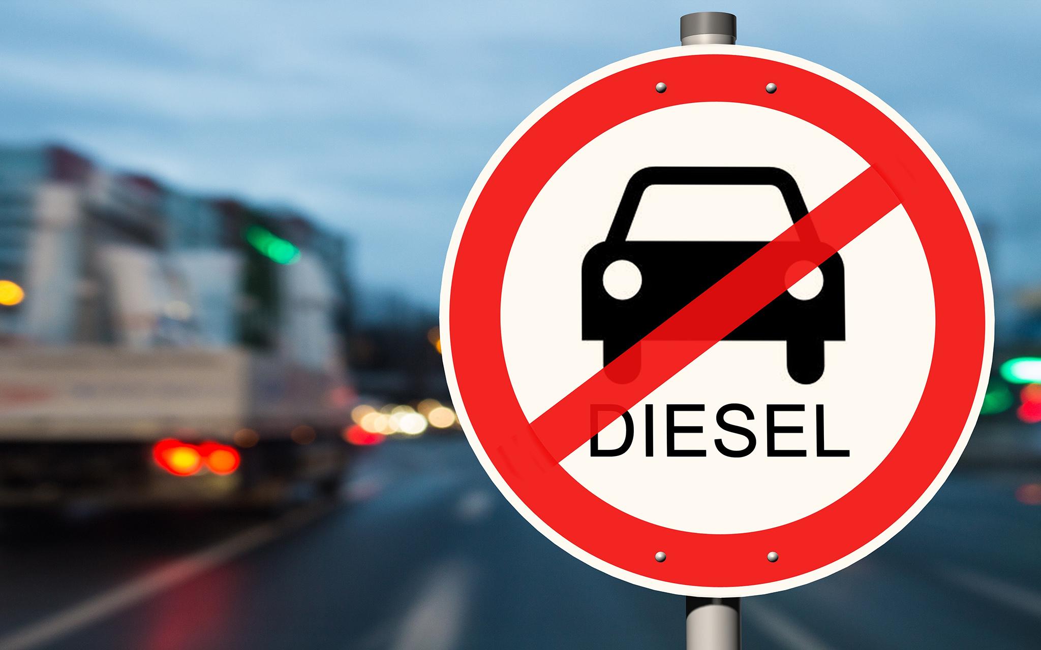 Diesel Fahrverbot Ausnahmen