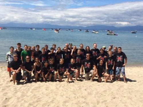 Intention Beach Workout Crew