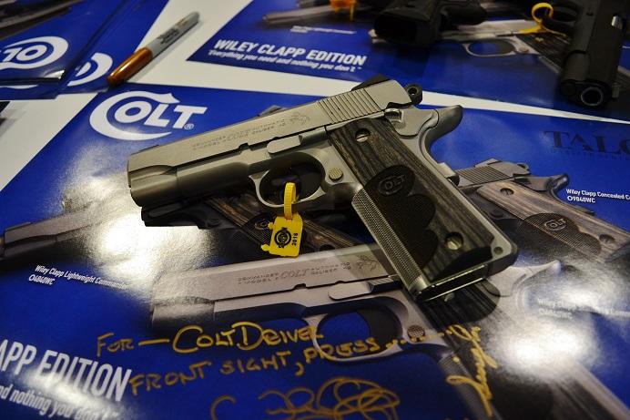 WC gun
