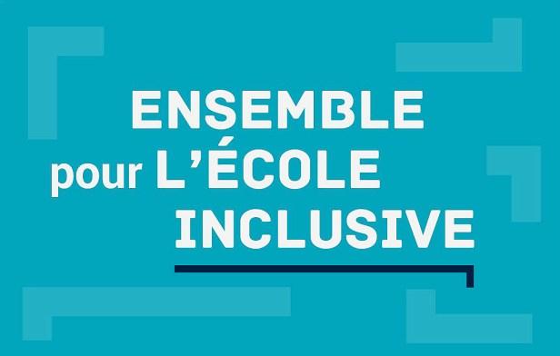 Logo Ensemble pour l'école inclusive