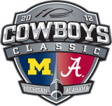 Betting on the 2012 Cowboys Stadium Classic