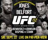 Betting on UFC 152