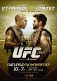 Betting on UFC 154