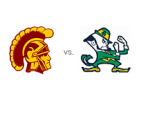 Betting on USC and Notre Dame Football