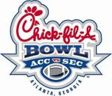 Betting on the 2012 Chick-Fil-A Bowl