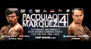 Manny Pacquiao vs Juan Marquez Boxing Fight 5