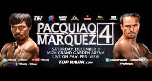 Manny Pacquiao vs Juan Marquez Boxing Fight 2