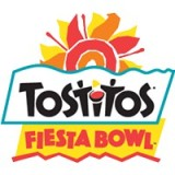 Betting on the Tostitos Fiesta Bowl