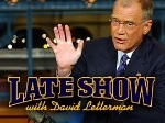 David Letterman Hosts the Late show