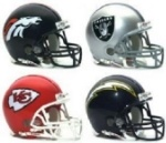 Betting on the AFC West