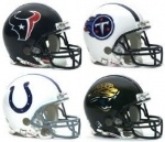 Betting on the AFC South