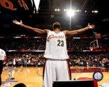 Betting on Lebron James returning to Cleveland