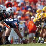 Betting on Auburn and LSU Football